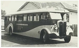 1940s Port Stephens Coaches History