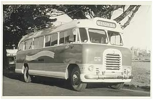 1950s Port Stephens Coaches History