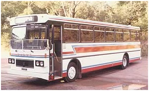 1980s Port Stephens Coaches History