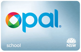 Opal card information