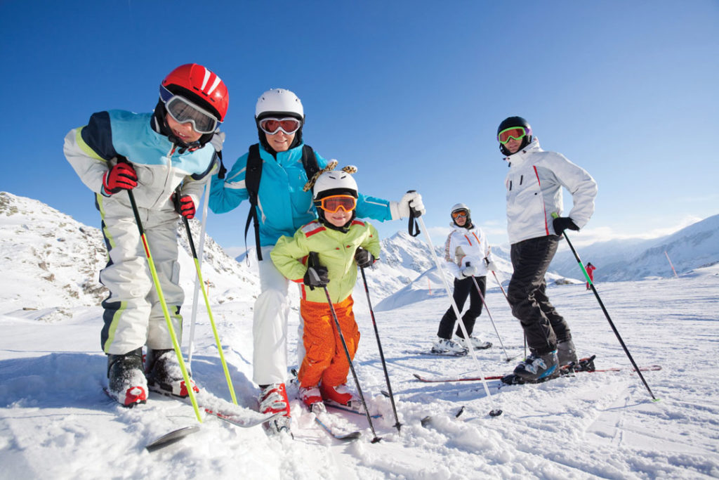 Family snow tours and packages with Port Stephens coaches