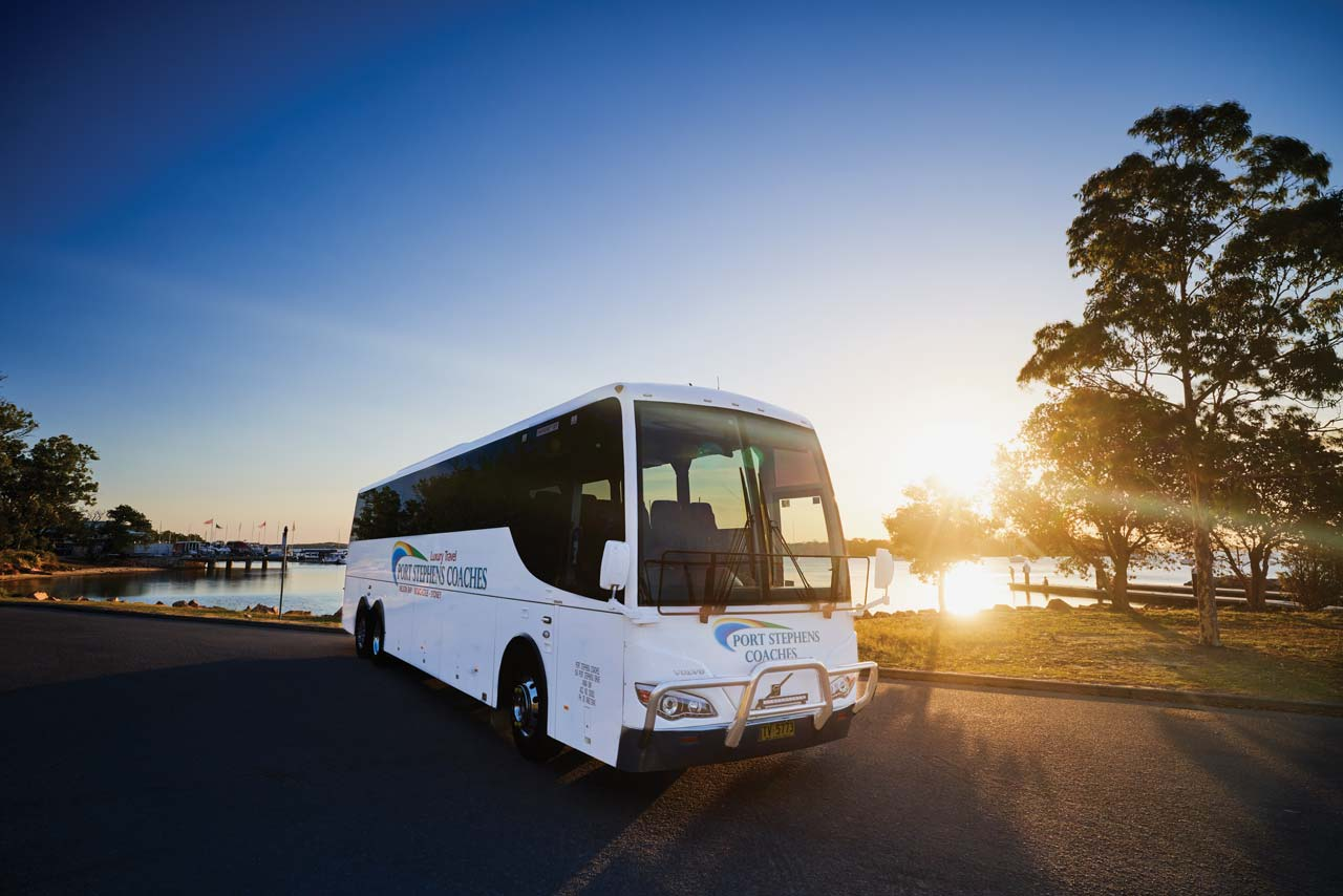 We know travel - our luxury coaches
