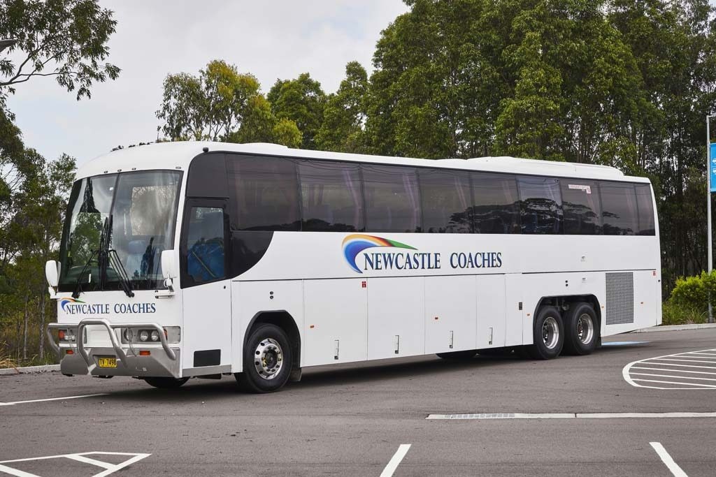 category A five star coach