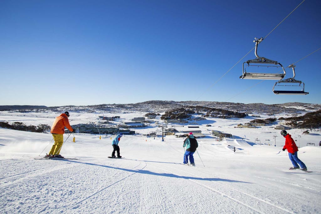 Snow tours and packages - Perisher