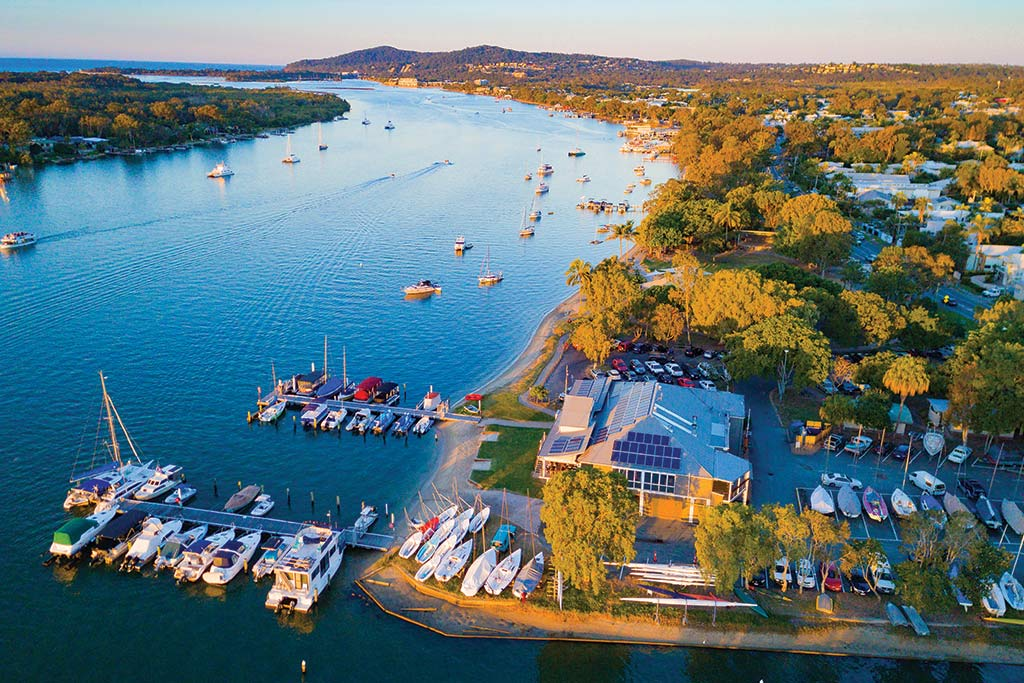 Port Stephens coaches Noosa Escape Tour